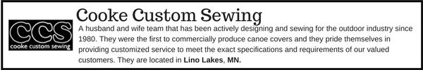 Cookes Custom Sewing - Outdoor Gear Brands Made in Designed in Minnesota