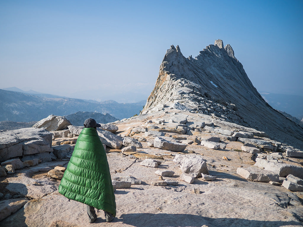 Enlightened Equipment Ultralight Backpacking Thru Hiking Quilts and Gear Startup Story