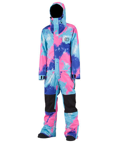 db479e33e4 Airblaster Tie Dye Freedom Suit Onesies for Skiing