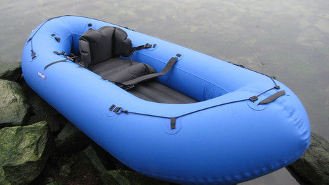 Feathercraft Bolder Best Whitewater Packraft