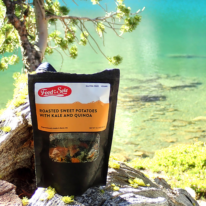 Backpacking Food Nutrition