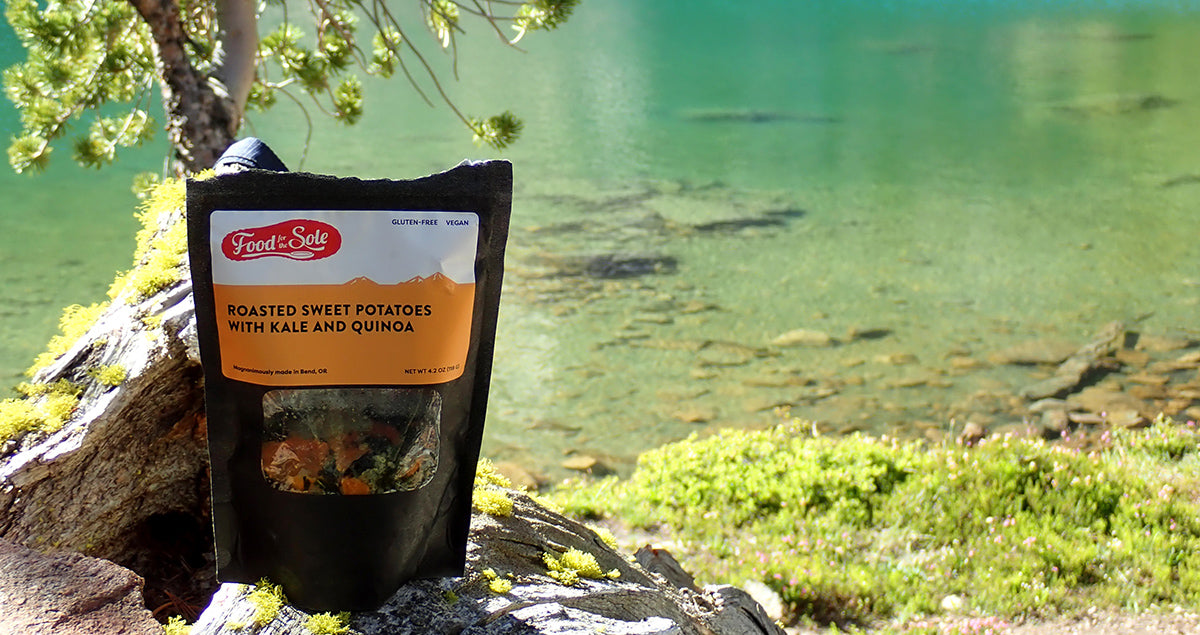 Food for the Sole Backpacking Meal Healthy