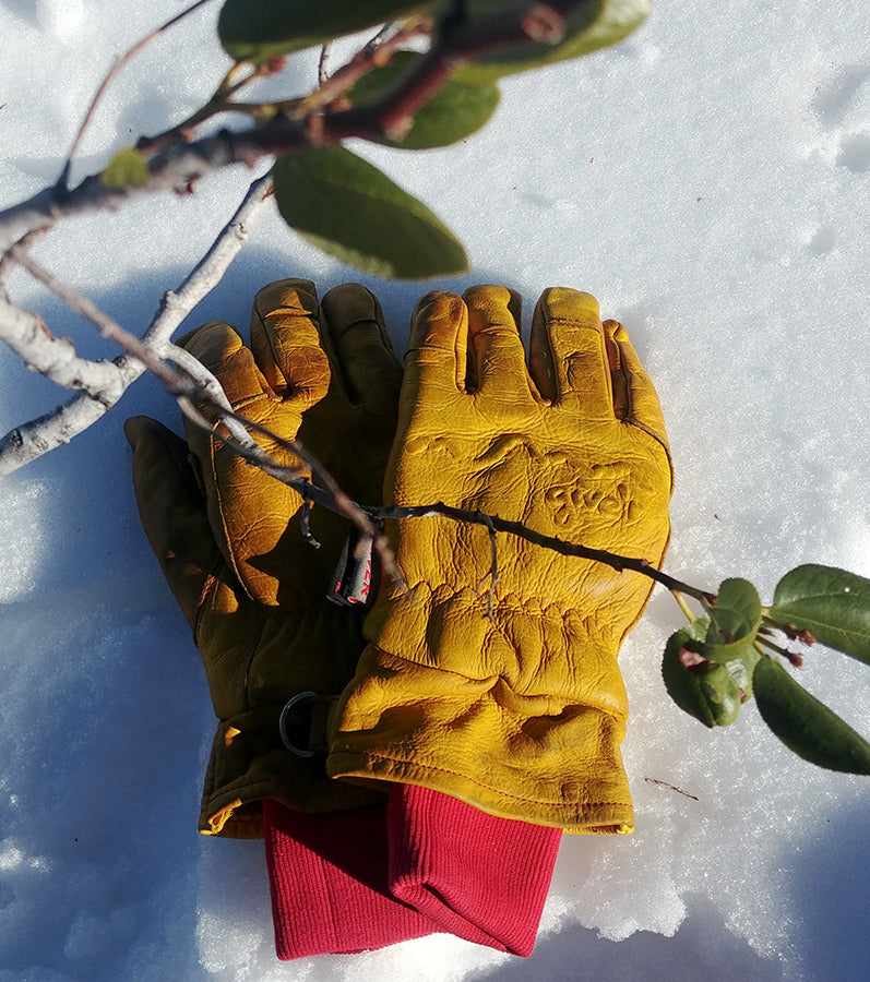 Give'r 4-Season Leather Waterproof Winter Backpacking Outdoor Glove Review