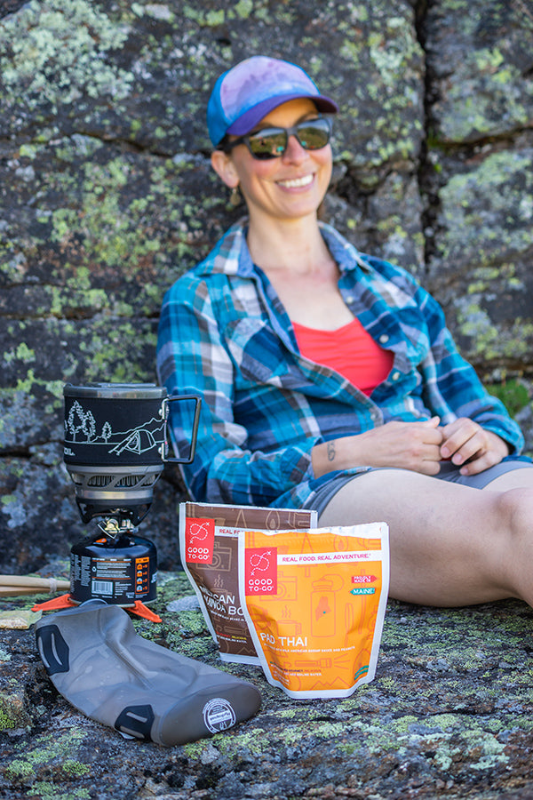 Dehydrated Healthy Backpacking Meals Gluten Free Outdoor Food