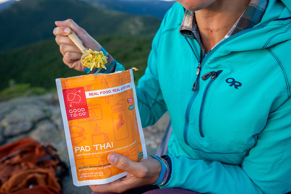 Dehydrated Healthy Backpacking Meals Gluten Free Outdoor Food Good To-Go