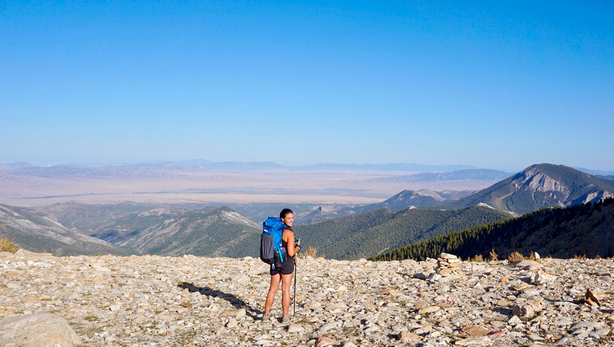Great Basin Lesser Known National Parks Hiking Backpacking Off the Beaten Path Fall