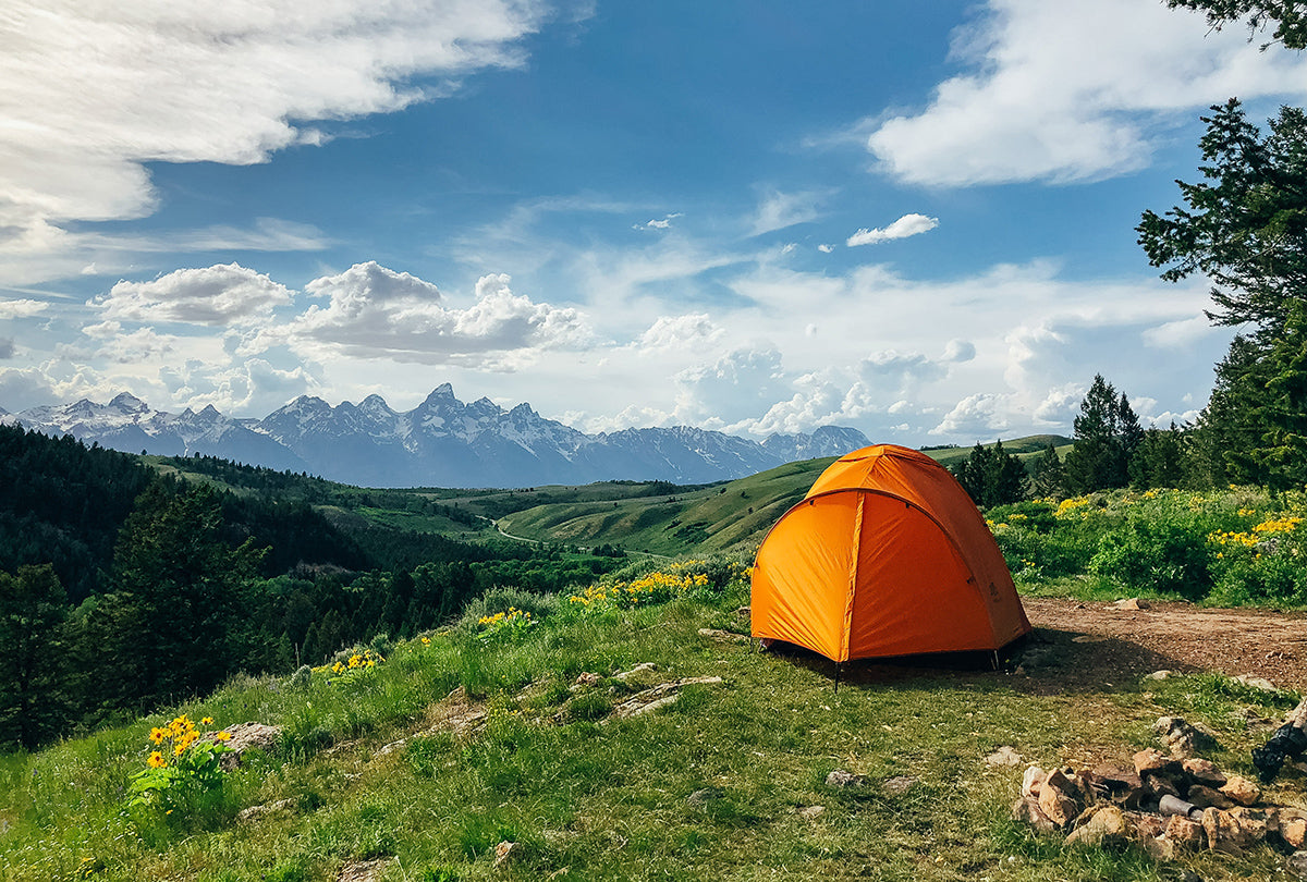 How to Choose the Perfect Campsite Backpacking Thru-Hiking Tips