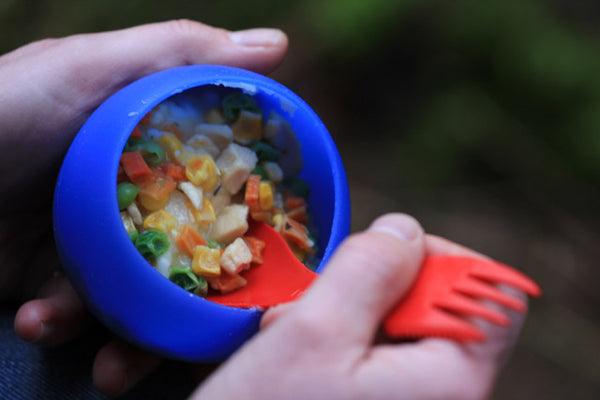 Hungry Hikers Chicken Pot Pie Backpacking Food Garage Grown Gear
