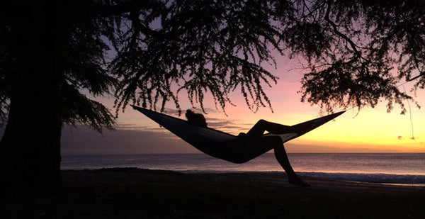 Hummingbird Hammocks Lifestyle Lightweight Hammock