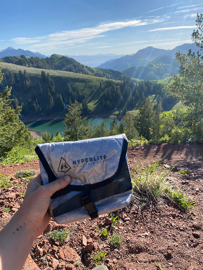 Ultralight Backpacking Accessories Review Pockets UL Fanny Packsb