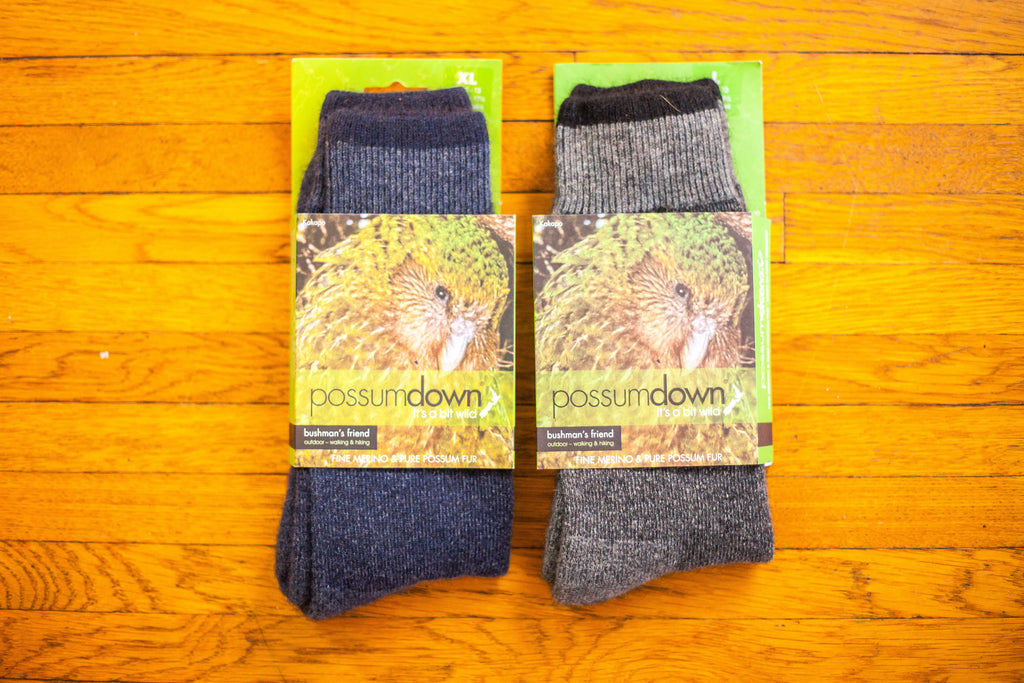Possumdown Socks