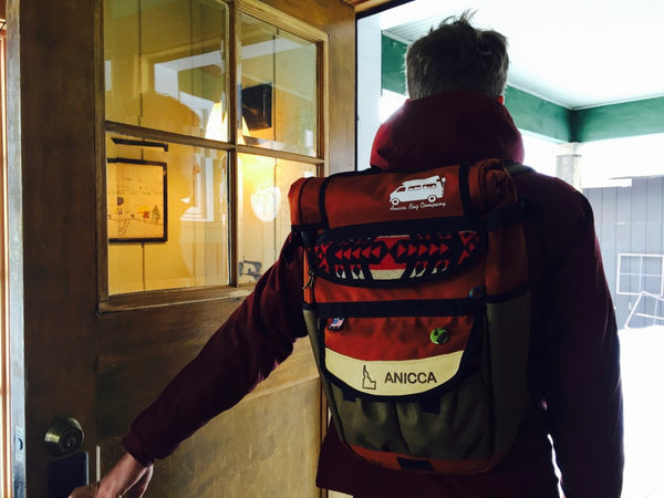 Anicca Bags Teton Roll Top