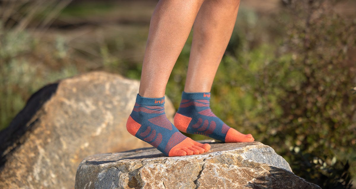 Injinji Best Hiking Backpacking Socks Review