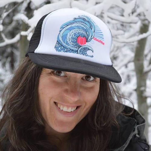 Jen Gurecki - Coalition Snow Skis and Snowboards - Female Founded Outdoor Gear Companies