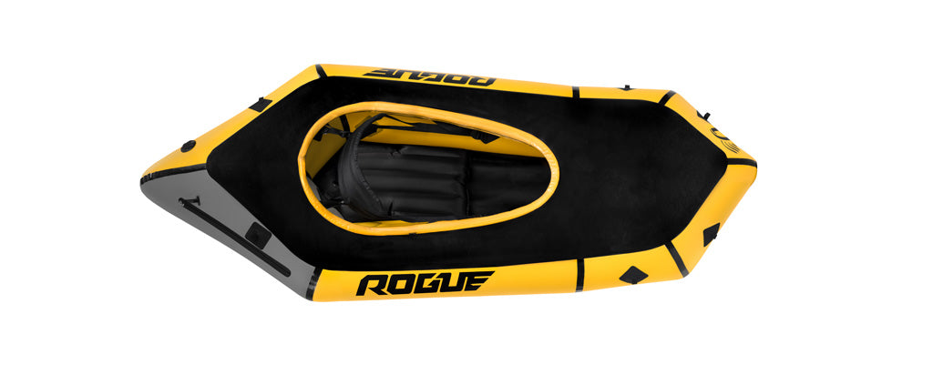Kokopelli Rogue Packraft - Outdoor Gear Startups Small Brands