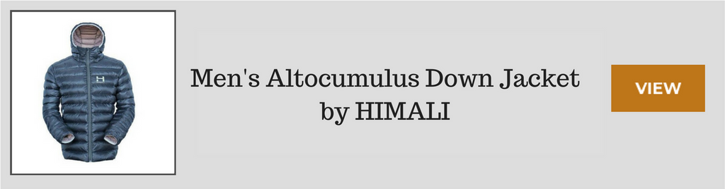 Down Jacket Himali Review