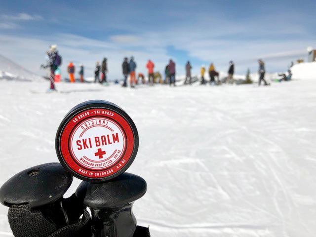 Original Ski Balm Adventure Balm Protect from Wind Burn and Sunburn