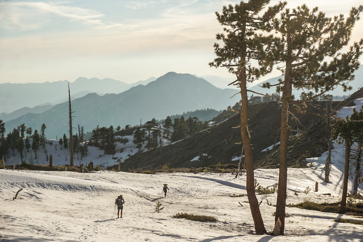 Pacific Crest Trail PCT Photos Jonathon Frankson Thru-Hiking