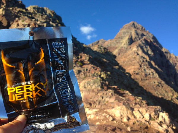 Perky Jerky Best Backpacking Snacks Garage Grown Gear