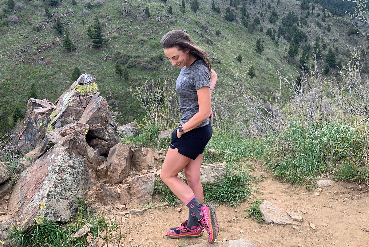 Rinord Hiking Shorts Review Women's Rabbit