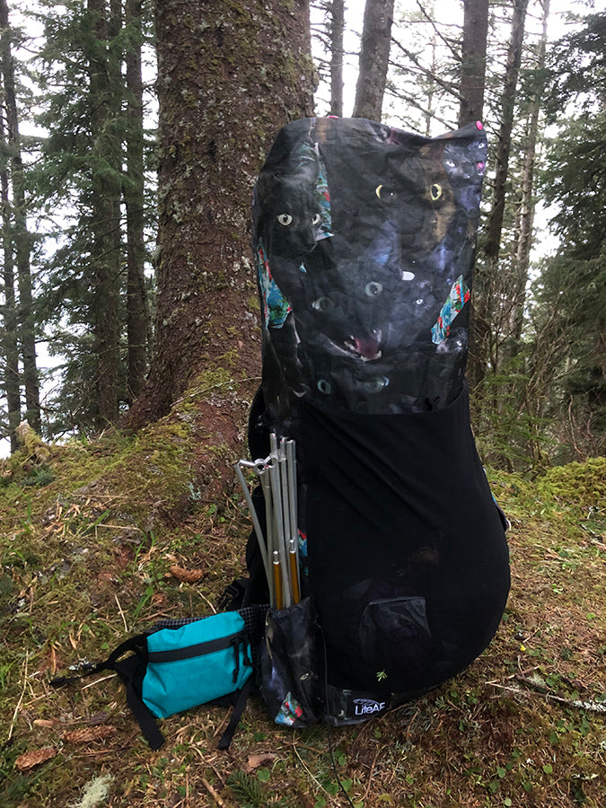 Ultralight Backpacking Accessories Review Pockets UL Fanny Packs