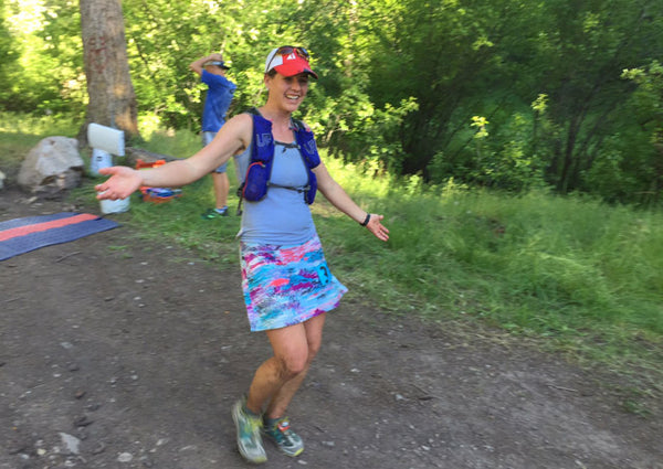 Scout Mountain Ultra Trail 2016