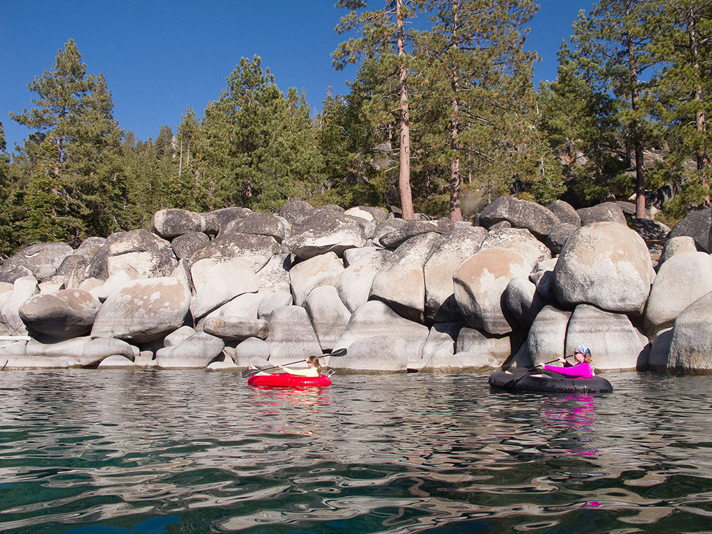 Supai Adventure Gear Lightweight Ultralight Flatwater Boat Packraft