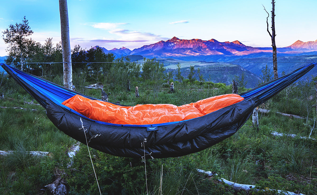 Superior Gear Hammock Camping Hammocking Cottage Insulated Ultralight