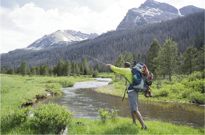 Tenkara Rod Co. Teton Zoom Kickstarter Local Outdoor Gear Brand