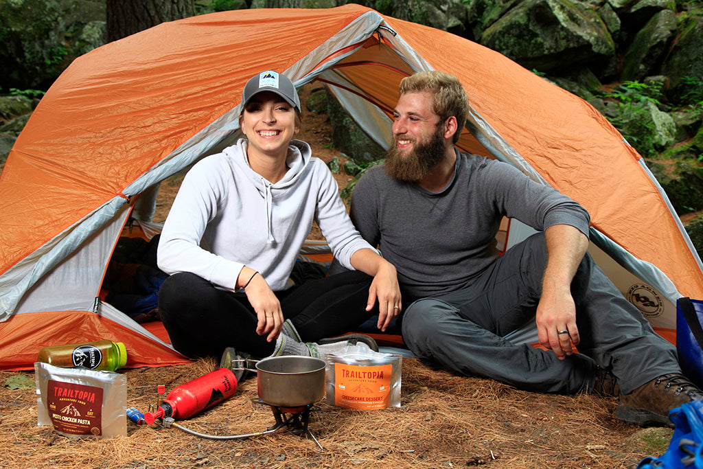 Trailtopia Best Freeze Dried Backpacking Food Meals