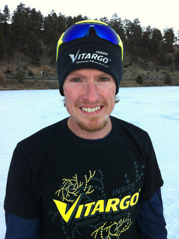Travis Macy Headshot Garage Grown Gear Ultrarunning