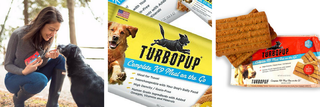 Best Outdoor Gear for Dogs - Turbo Pup Complete Lightweight Dog Meal Snack