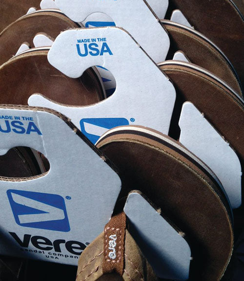 USA Made Vere Sandals Review
