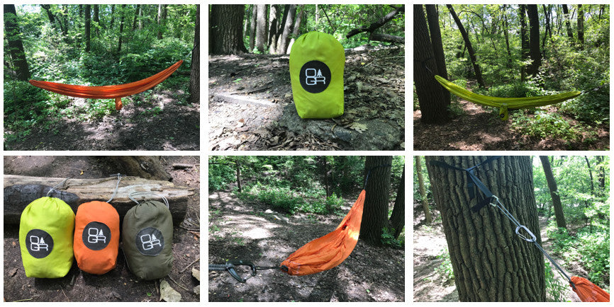 Out Gear Rec Singled Out Hammock review - Garage Grown Gear