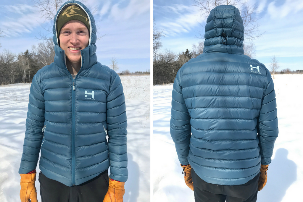 Himali Down Jacket