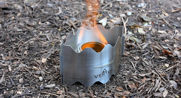 Vertex Small Ultralight Backpacking Stove