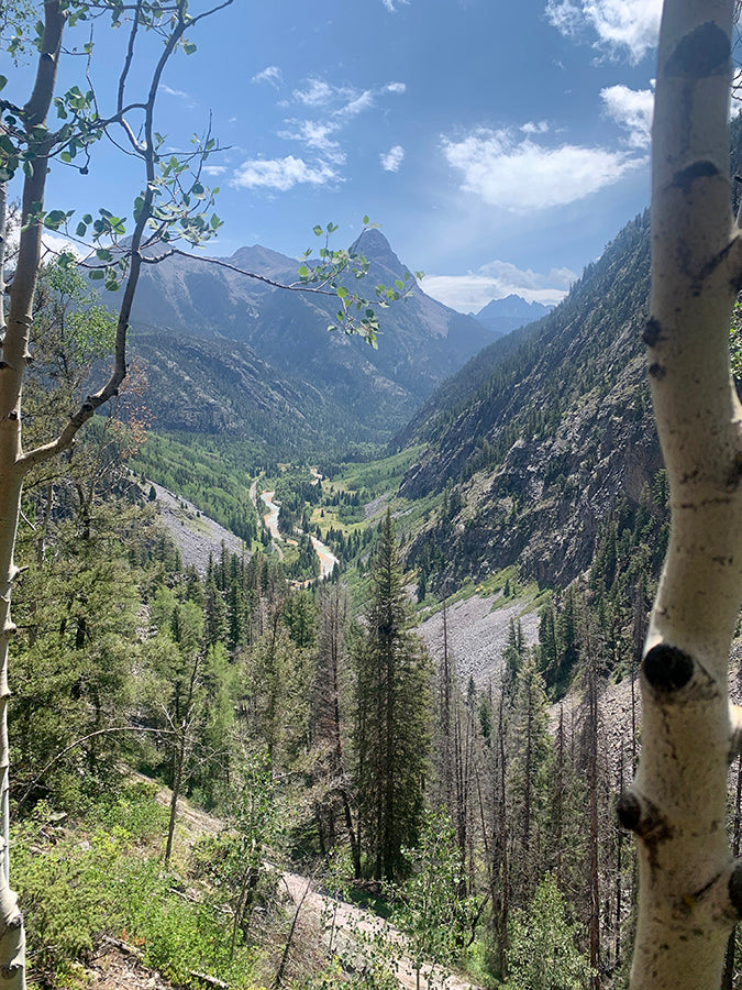 Lesson Learned Jeff 'Legend' Garmire Colorado Trail CT Thru-Hike Unsupported FKT