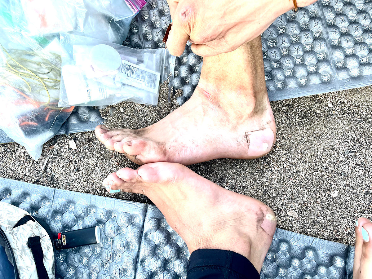Why Thru-Hiking is Hard Difficult PCT Pacific Crest Trail Cartwheel