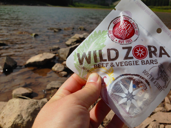 Wild Zora Best Backpacking Snacks Garage Grown Gear