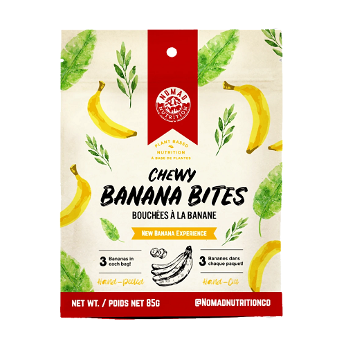 Banana Bites Best Food Snacks Coffee Thru-Hiking Kits Lightweight Backpacking Recommendations