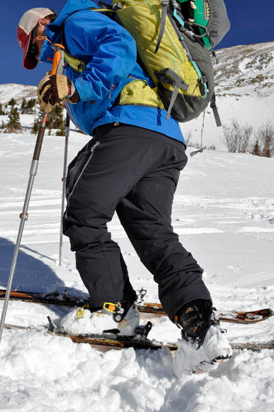 Backcountry skiing tips - Garage Gronw Gear 12