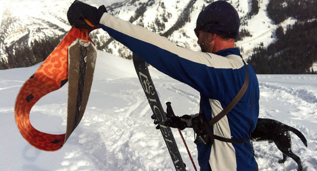 Backcountry skiing tips - Garage Gronw Gear 7