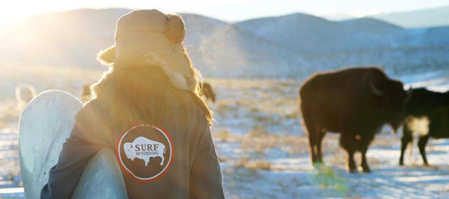 Cool Outdoor Clothing Brands - Surf Wyoming - Lifestyle 1