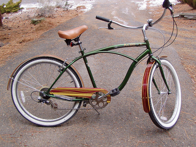 Cool bike gear for commuters and cruisers - Garage Grown Gear - Woody's Custom Wood Bicycle Fenders