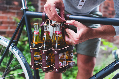 Fyxation portable beer caddies Garage Grown Gear