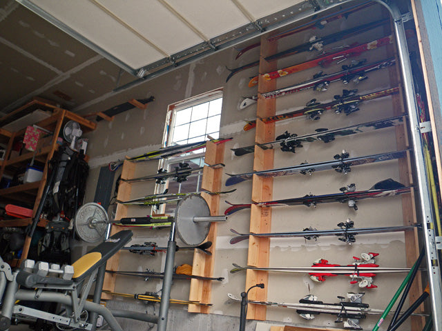 Garage Grown Gear - Quiver of Skis - Learn to Adventure Race