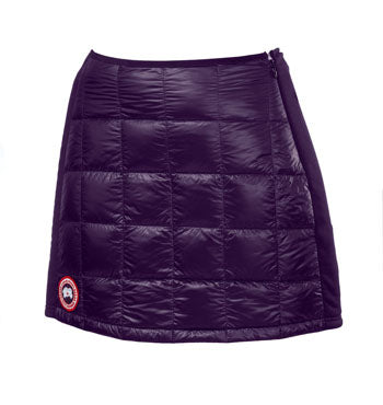 Insulated Skirt Review - Canada Goose - Garage Grown Gear