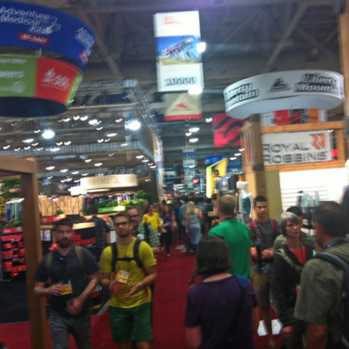 Outdoor Retailer Show 1 - Garage Grown Gear
