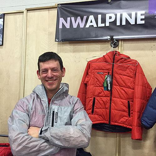 Outdoor Retailer show - Garage Grown Gear - NW Alpine