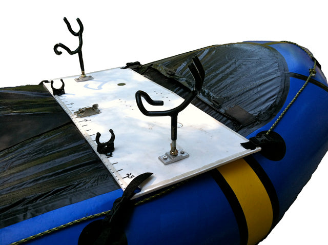 Packraft Table - Packraft fishing - packraft hunting - GarageGrownGear.com (8)